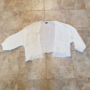 Wild Fable Great Condition Fizzy Cream Cardigan